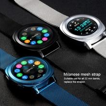 L2 Smart Watch MTK2502 Smartwatch IP68 Waterproof Bluetooth Calling Heart Rate Sleep Monitor Sports Watch цена и фото