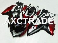 Injection Molidng ABS Plastic Motorcycle Bodywork Fairing Kit For Suzuki GSXR600 GSXR750 2008 2009 2010 GSX R 600 750 K8 K850