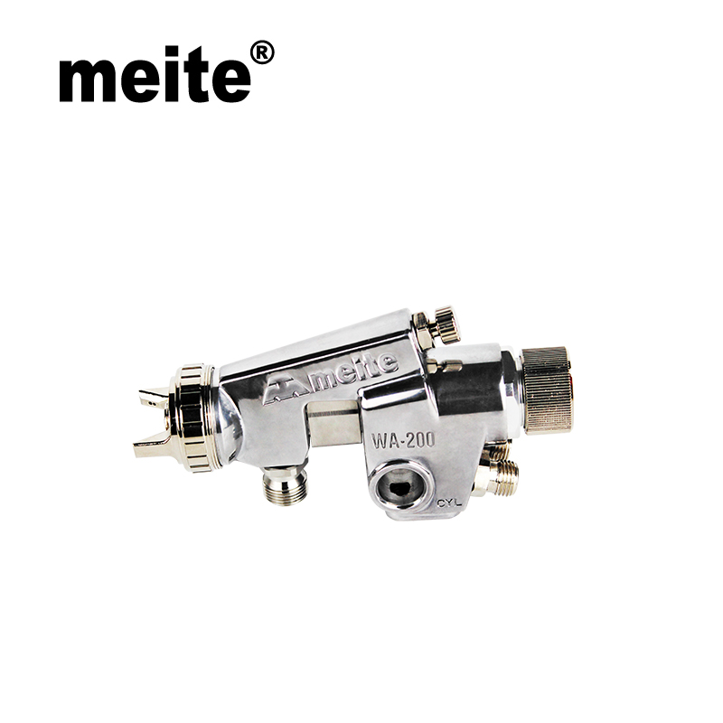 Meite MT-WA200-152P 1.5mm nozzle size large type painting gun pressure feed type spray gun sprayer Oct.24 update tool 20mm watch band milanese mesh stainless steel strap bracelet for samsung gear s2 classic sm r7320 moto 360 2 2nd gen 42mm 2015