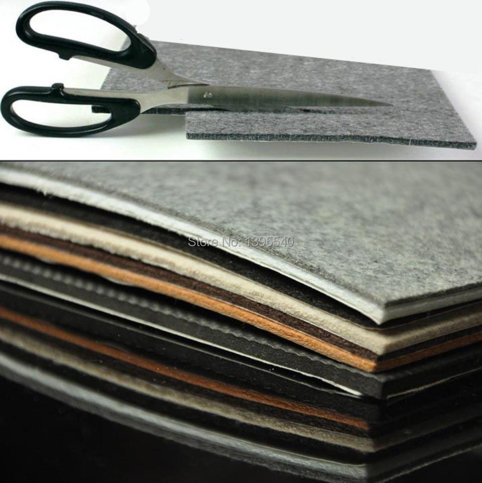 Exceptionnel New 1pcs 210x300mm Table Leg Pads Adhesive Furniture Leg Feet Non Slip Rug  Felt Pads Protetcors