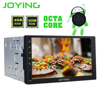 JOYING Radio Car Android 8 0 Cassette Recorder 2 Din 7 Inch 4GB Ram 8 Core