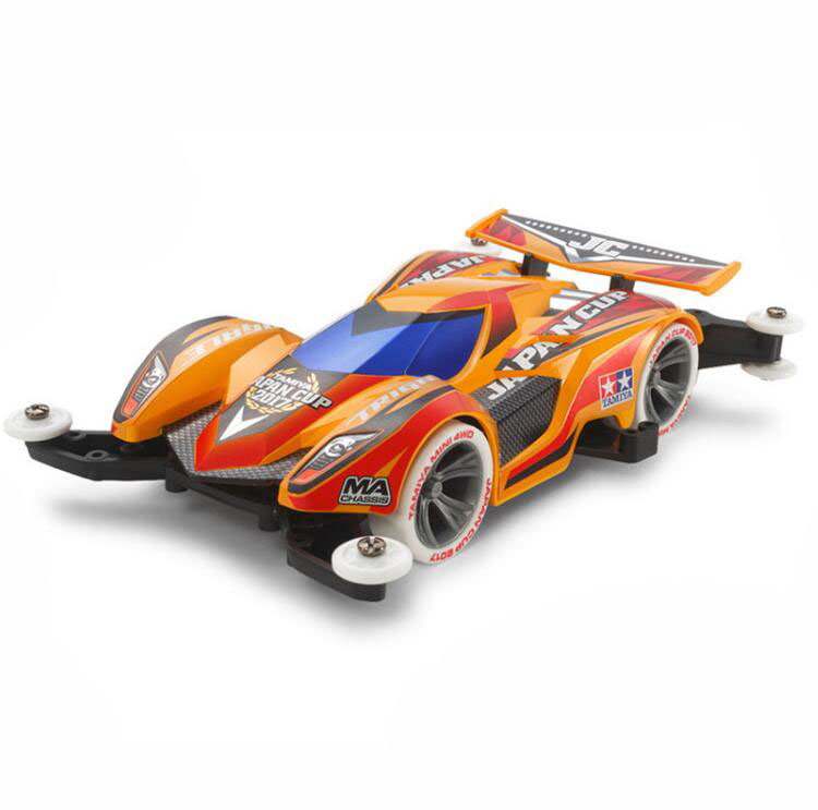 Free Shipping MA JAPAN CUP 2017 Tamiya Mini 4WD Car Model With MA Chassis 95100 (Not Assembled) 1 24 00750 assembled model car mclaren f1 gtr 1998 le