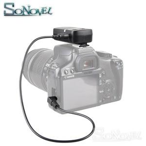 Image 2 - YouPro MC 292 DC0/DC2/N3/S2/E3 2.4G Wireless Remote Control Timer Shutter Release for Canon/Sony/Nikon/Fuji/Panasonic/ Olympus