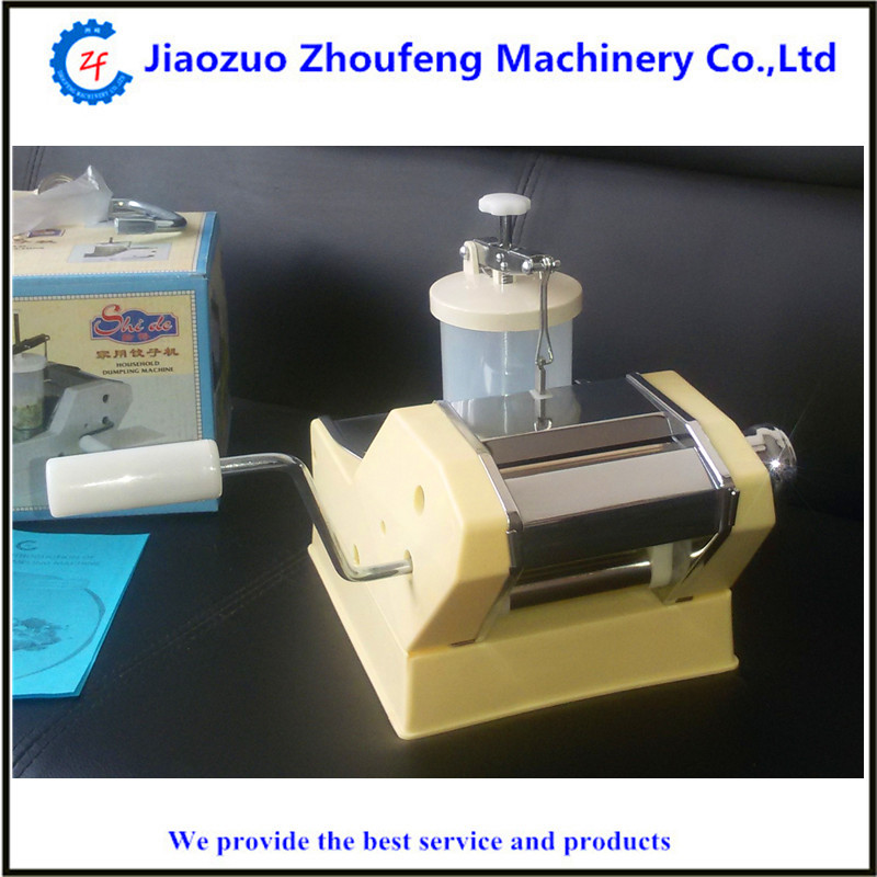 Dumpling maker machine low energy consumption dumpling maker machine
