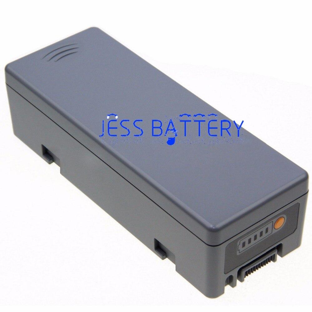 Batería de Monitor de señales vitales de 4500mAH para Mindray BeneHeart D6 D5 LI34I001A 022-00012-00