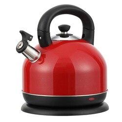 Czajnik elektryczny 304 ze stali nierdzewnej duża pojemność gospodarstwa domowego szybkie garnek automatyczne wyłączanie zasilania