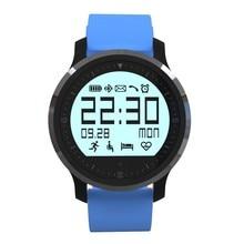 Smart Watch Armbanduhr Smartwatch IP67 Wasserdicht Pulsmesser Schrittzähler Colck Uhren F68 für iPhone