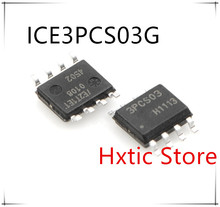 NEW 10PCS LOT ICE3PCS03G ICE3PCS03 3PCS03 3PCS03G SOP 8 IC