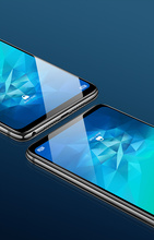9D mobile phone protective film For iphone XR XS MAX X full-screen cover water gel film for iPhone8 7 6plus anti-drop soft film