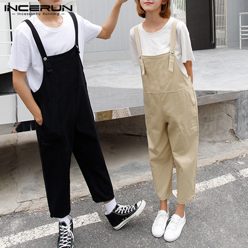 Pants Couple Men And Women Tooling  3