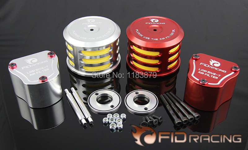 Rotatable Gus Ma Keli Air filter FOR LOSI 5IVE-T Free Shipping