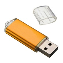 10 x 512MB Memory Stick USB Flash Drive USB Flash Drive USB 2.0 Gold