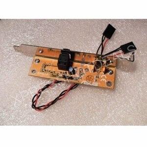 Image 2 - Optischer SPDIF und RCA Out Platte Kabel Halterung für PC Motherboard