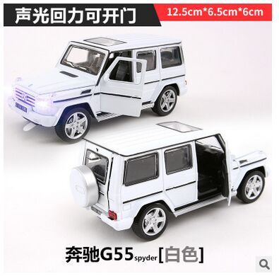 Alloy Benz G65 car model, 1:32 Die cast model, Jeep toys car, Suv Car collection Mini Alloy car with voice and light new year gift jeep wrangler sahara 1 18 model metal jeep vehicle scale simulation toys alloy car collection large suv die cast