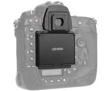 D5-L LCD Screen Protector Pop-up sun Shade lcd Hood Shield Cover for Nikon D5 Digital
