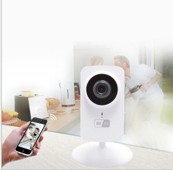 ФОТО Mini Wifi Security Wireless 720P HD Smart P2P Baby Monitor CCTV Surveillance Camera IP Home Protection Mobile Phone Remote Cam