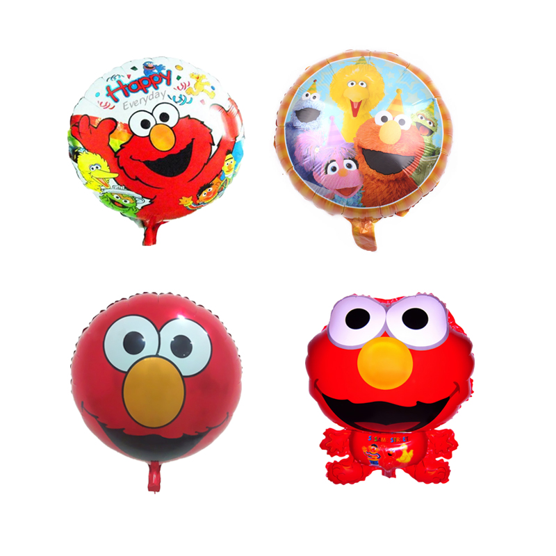 Omilut Elmo Seasame Street Party Decoration Elmo Disposable Plates Tablecloths Cups Elmo Birthday Party Kid Supplies in Disposable Party Tableware from Home Garden