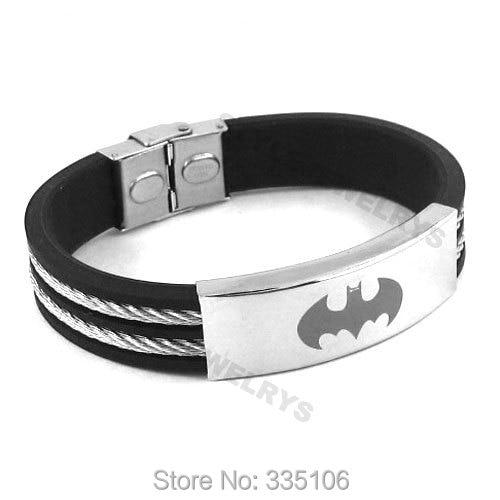 Batman Bracelet Stainless...