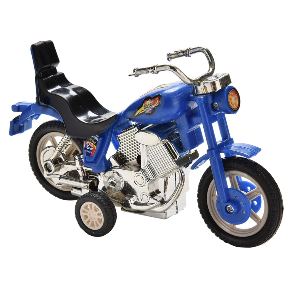 1 Pcs Motorcycle Model Kids Toys Plastic Summer Children Boys  # Modele Banc En Bois