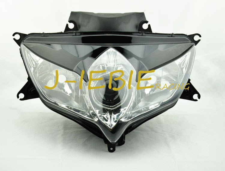 Front Headlight Head Light Lamp Assembly For Suzuki GSXR 600/750 GSXR600 GSXR750 2008 2009 2010Front Headlight Head Light Lamp Assembly For Suzuki GSXR 600/750 GSXR600 GSXR750 2008 2009 2010