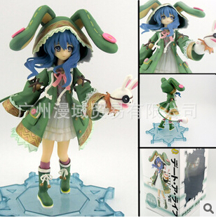 18cm Date A Live Yoshino 1/8 Scale Painted Action Figures PVC brinquedos Collection Figures toys for christmas gift18cm Date A Live Yoshino 1/8 Scale Painted Action Figures PVC brinquedos Collection Figures toys for christmas gift