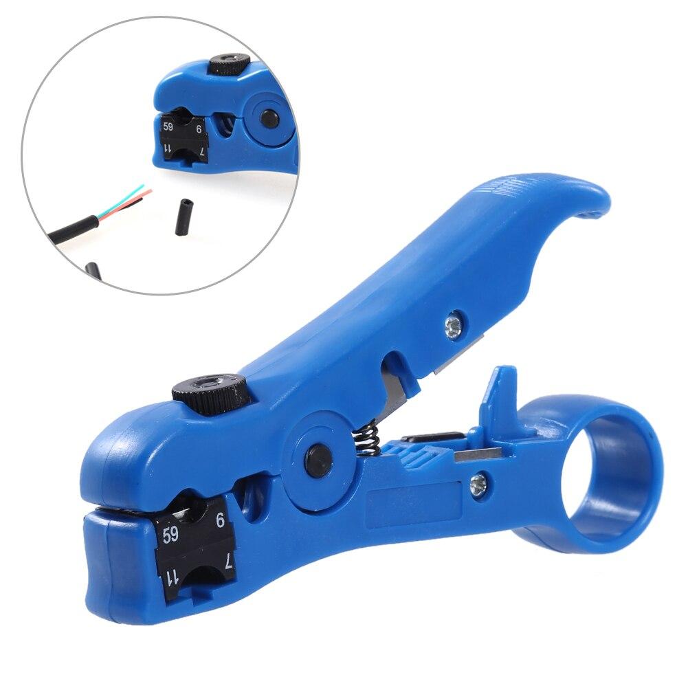 Alicate de cable coaxial rotativo coaxial ajustable Cortador de - Herramientas manuales - foto 2