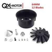 Weyland QX MOTOR 64mm EDF Set 2822 3500KV Motor For RC Airplane
