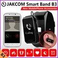Jakcom b3 smart watch nuevo producto de titulares de teléfonos móviles como escritorio hud ranura de cd