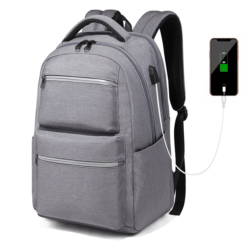 Anti theft Men Backpacks USB Charging School Bags for Teenagers Boys Large Capacity 16 Inch Laptop