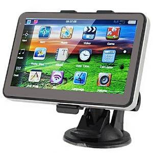 7 Inch Car GPS Navigation Sat