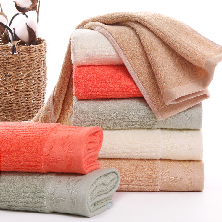 Face Towel Dream Meaning: SunnyRain 4 Piece Bamboo Fiber Towel Set Face Towels Wash