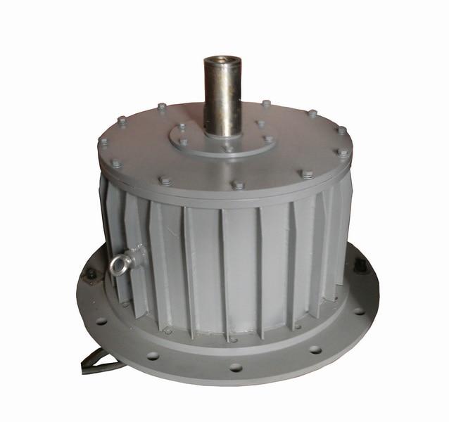 10kw 100rpm 220v/380v low rpm wind turbine alternator / permanent magnet ac alternator