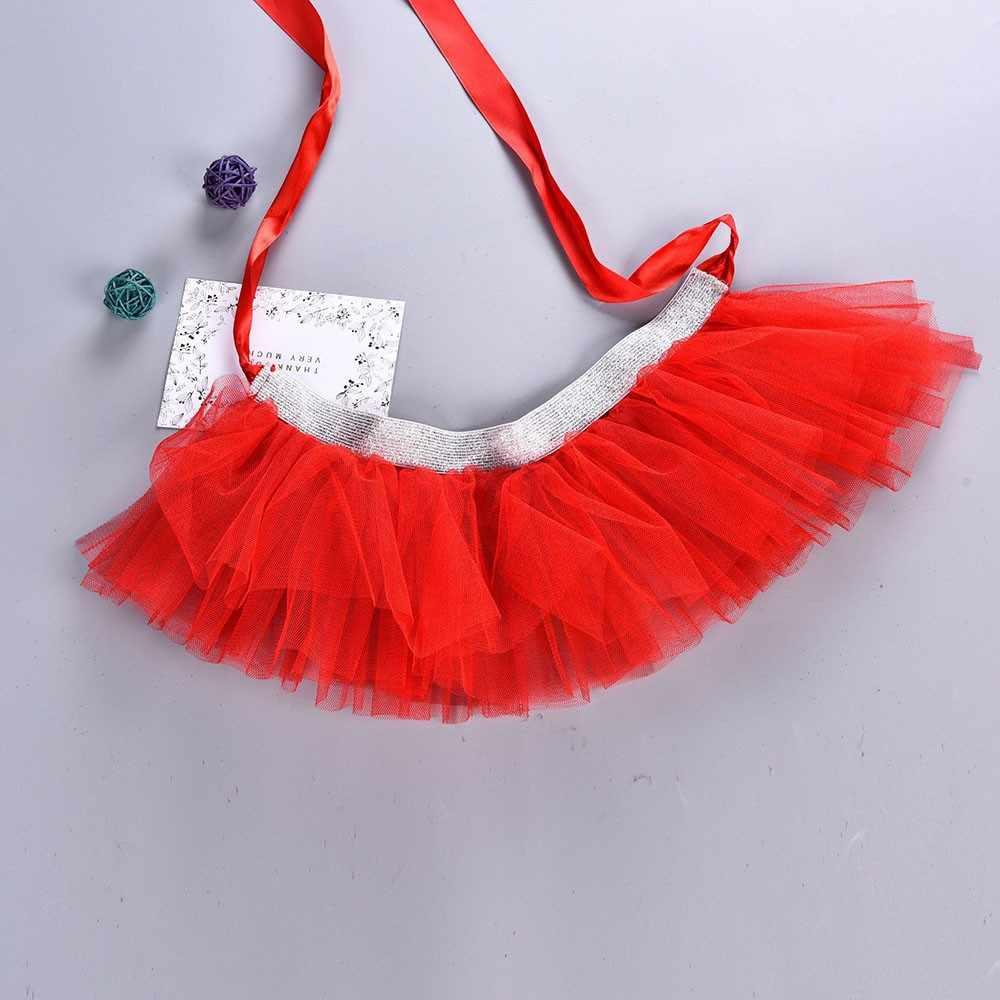 ARLONEET/2018 г., рождественские балетные юбки-пачки для маленьких девочек от 0 до 5 лет нарядные вечерние юбки + обруч для волос, комплект, Прямая доставка, Oct24