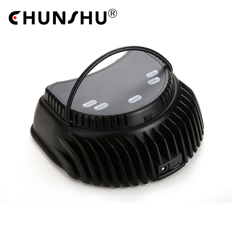 цена на Automatic Sensor UV LED Nail Dryer White Light UV Lamp Professional LED Lamp Nail With Fan 60W UV Lamp LCD Display White Light