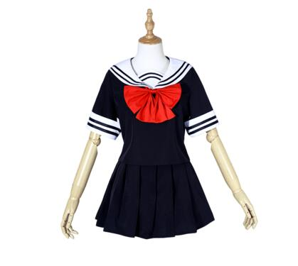 Anime Mahou Shoujo Site Cosplay Costumes Asagiri Aya Yatsumura Tsuyuno Cosplay Magical Girl Site School Sailor Dress Outfit