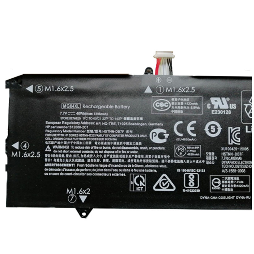 Купить 77 в 40wh 4820 ма/ч mg04xl оригинальный mg04 ноутбук батарея