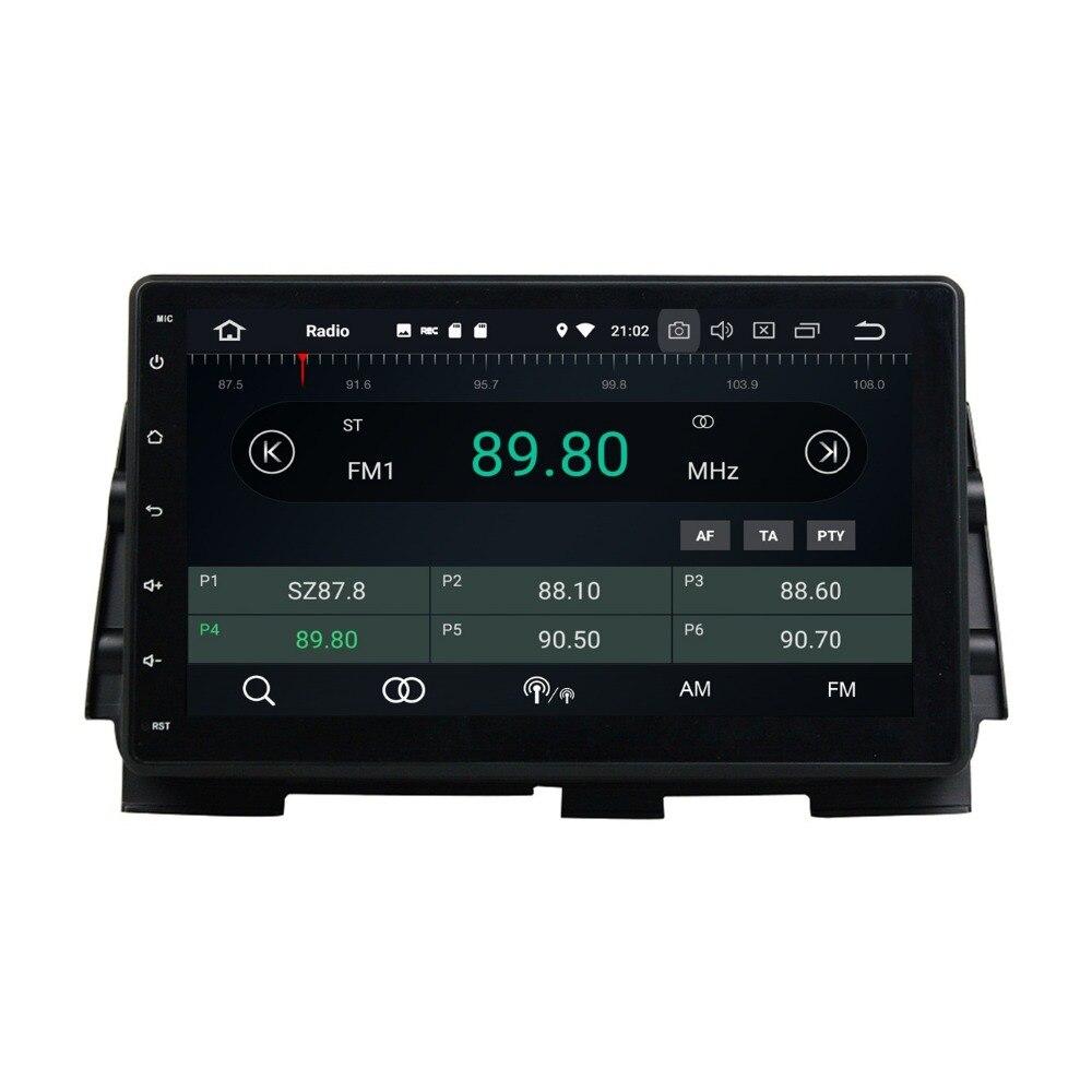 4GB RAM Octa Core 10 1 Android 8 0 Car Radio DVD Player for Nissan Kicks