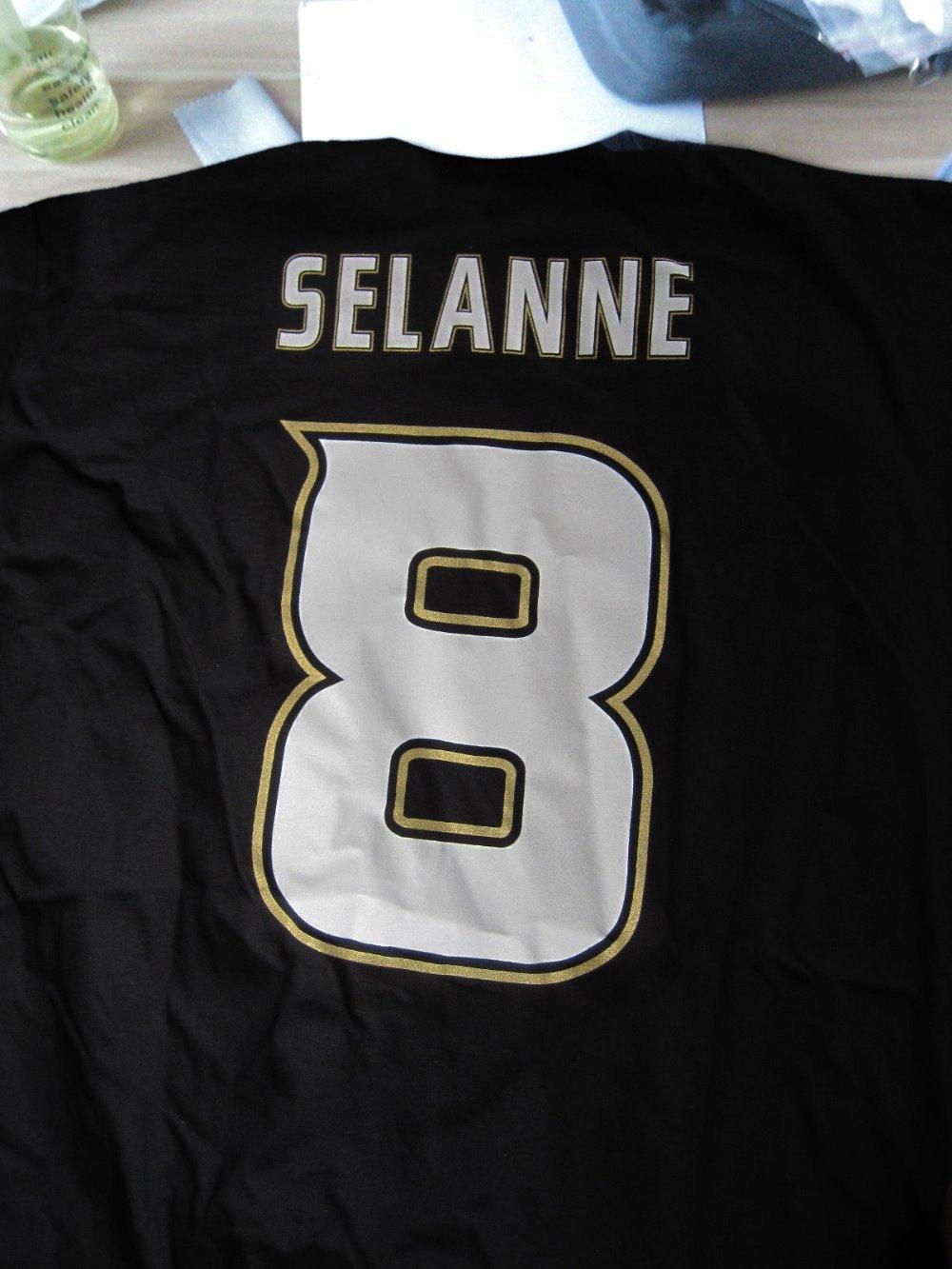 Design t shirt gildan -  New Design Gildan T Shirt Teemus Selanne Hockey Finnish Flash Personized Design Custom Name Number