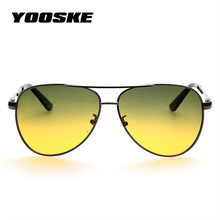 YOOSKE Classic Pilot Aviation Sunglasses