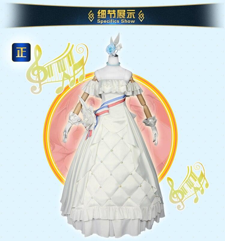 Marie Antoinette FGO Cosplay Costume  Musical symphony Marie Antoinette cosplay costume dress female 19