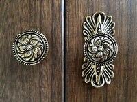 Vintage Style Dresser Knob Drawer Knobs Pulls Handles Antique Bronze Kitchen Cabinet Door Knobs Handles Pull