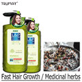 TRUMAY 1 piece Medicinal Herb Hair Growth Shampoo Against Hair Loss Thickener For Fast Hair Growth Products