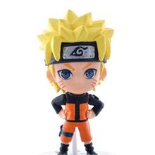 Naruto PVC zabawki figurki akcji kolekcja dzieci zabawki Zabuza Haku Kakashi sasuke Naruto Sakura Model tanie tanio Unisex Film i telewizja Wyroby gotowe Japonia Żołnierz gotowy produkt 8 cm 3 lat 6-7 5cm Naruto Figure No Fire F0845