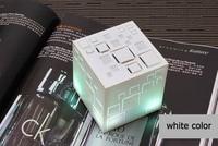 newest mini portable bluetooth magic cube speaker with phone handsfree