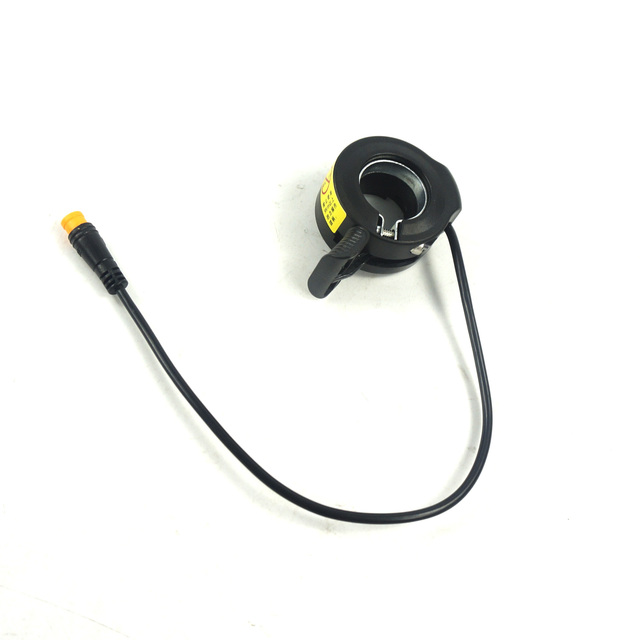 Okfeet Wuxing przepustnicy rower elektryczny FT21X 130X palec kciuk przepustnicy wodoodporny akcelerator dla zestaw do zamiany na rower elektryczny