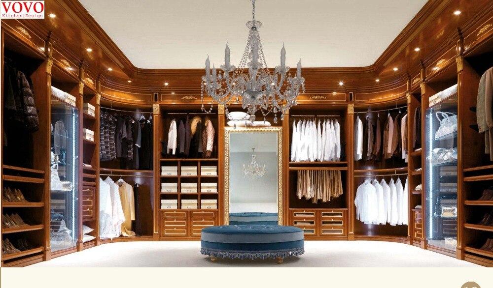 Compra closet de madera online al por mayor de china for Decoracion closet en madera