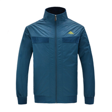 Men Windbreaker Big Size 6XL 7XL Thin Windproof Jacket Lattice Lining Sport Training Coat Soft Shell Bowling Golf Jackets