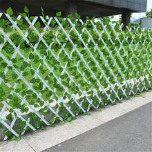 55CMExtendable Instant Fence Outdoor Wooden Fence Garden Balcony Vine Frame Wedding Props Decoration полотенце махр cleanelly джорджио 70х140см серое