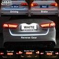 Светодиодная лента Ice Blue Red Yellow White  задний фонарь багажника  разноцветный автомобильный стоп-сигнал  сигнал поворота  светодиоды заднего ход...