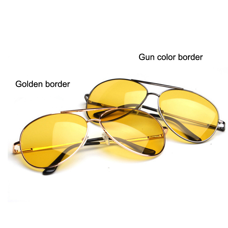 Classic Sunglasses Aluminum-magnesium Car Drivers Night Vision Goggles Polarizer Sunglasses Polarized Driving Glasses дорожка 900 1500мм